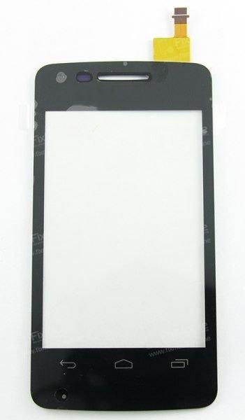 Тачскрин (сенсор) для Alcatel Pixi (4007D) (черный)