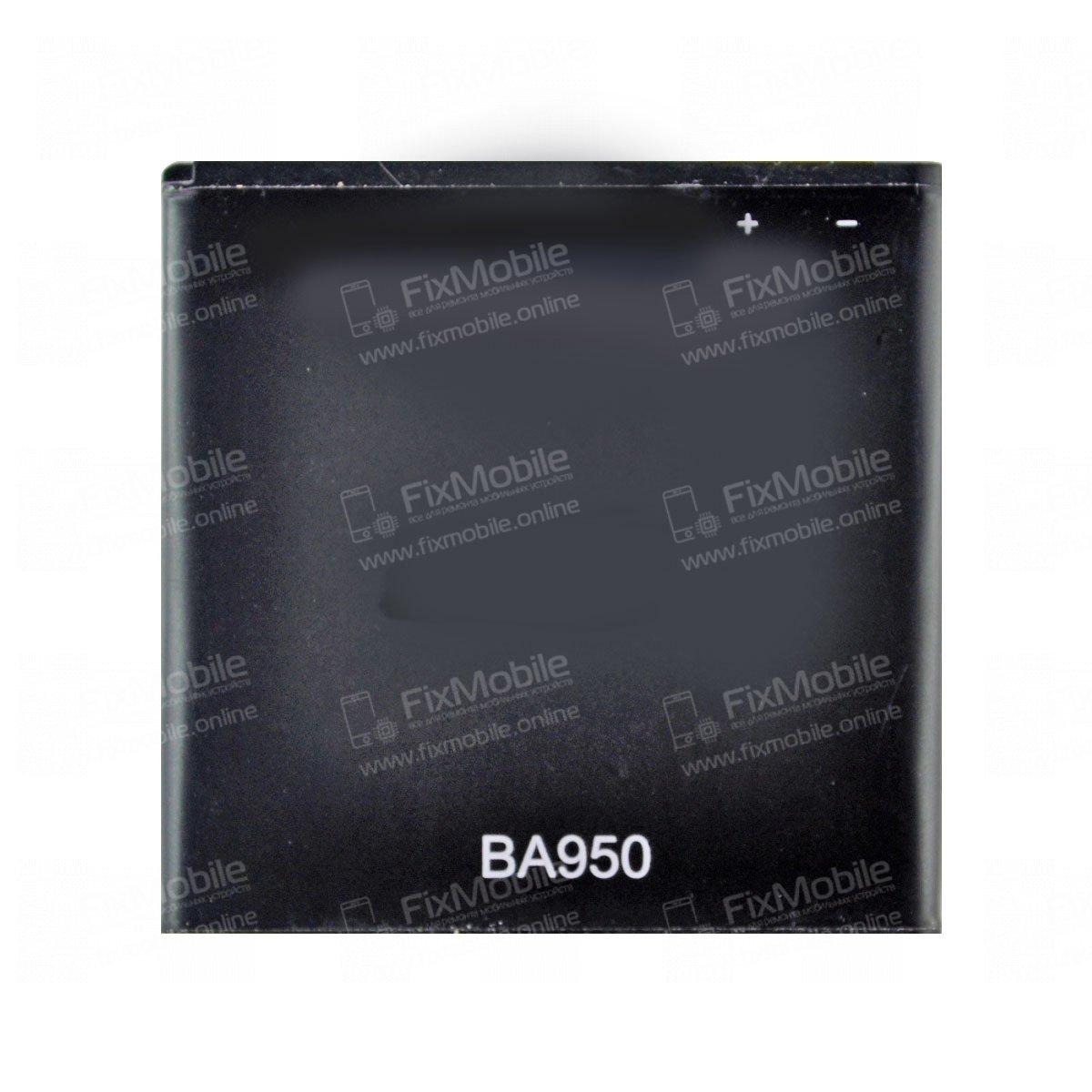 Аккумуляторная батарея для Sony Xperia ZR (C5502) BA950